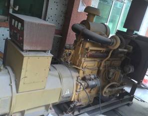 龙口发电机组回收