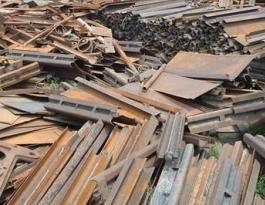 龙口废铁回收